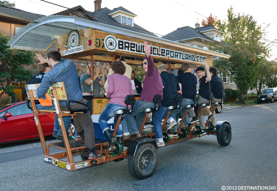 Brewcycle Tour