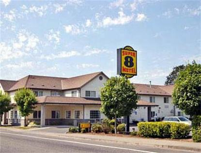 Super 8 Motel   Gresham/Portland Area Or