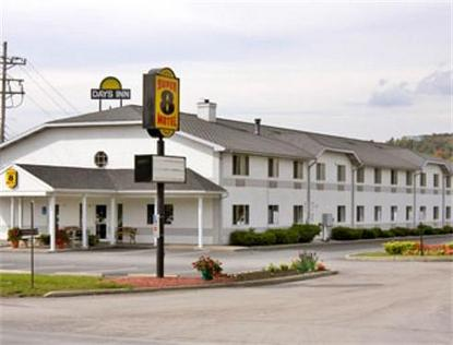 Super 8 Motel   Clearfield