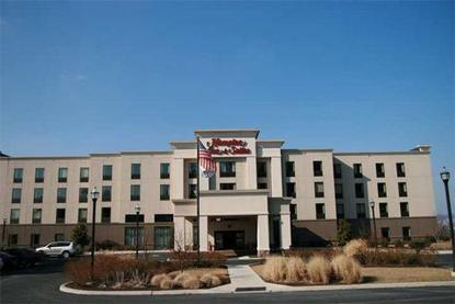 Hampton Inn & Suites Ephrata   Mountain Springs