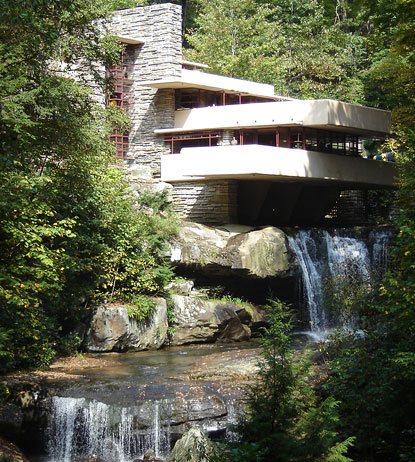 Fallingwater Fallingwater Tours Frank Lloyd Wright House