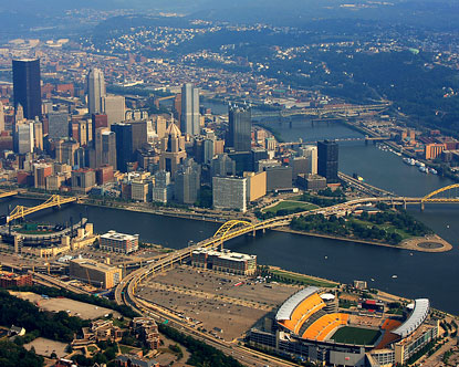 Luxury Hotels Near Pittsburgh