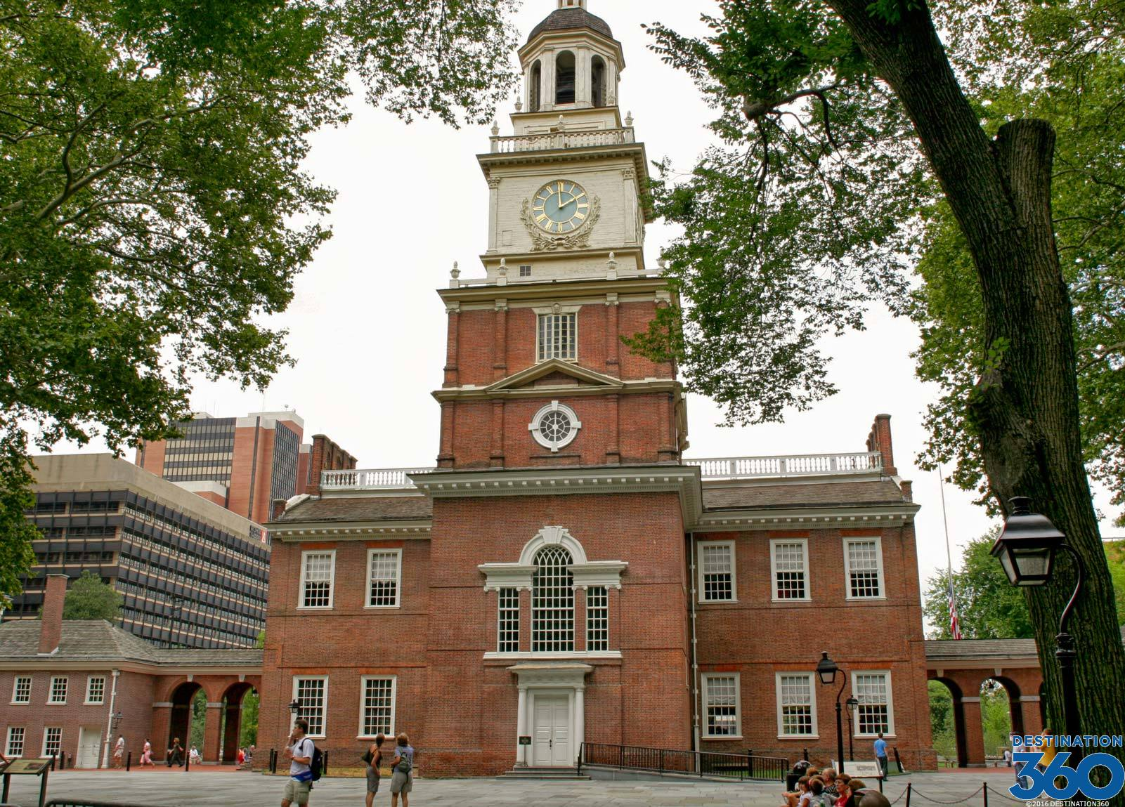 Independence Hall Virtual Tour