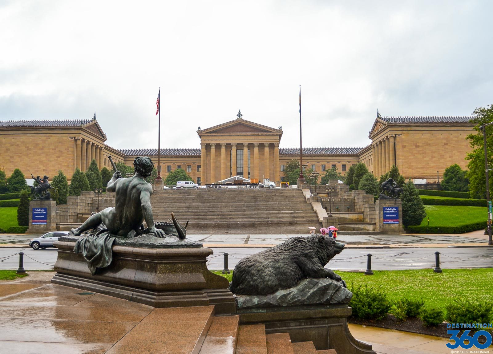 Philadelphia Museum of Art Virtual Tour