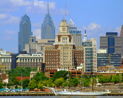 Suggested Itineraries Philadelphia