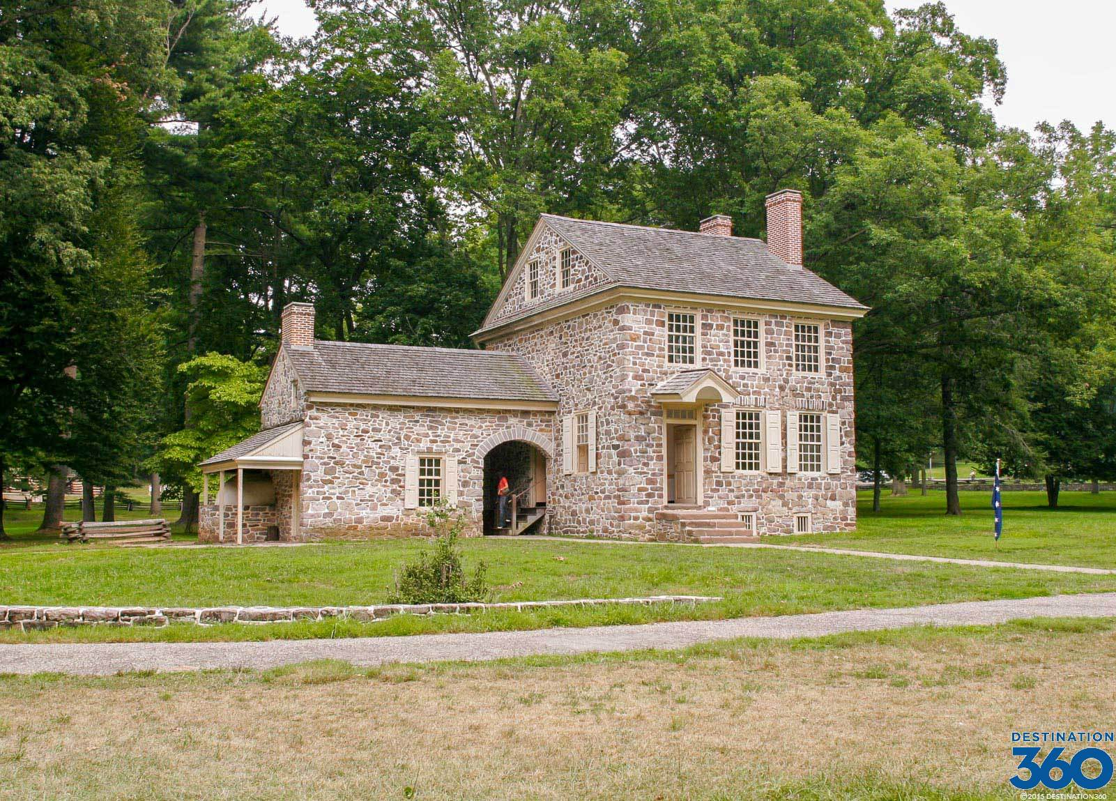 Valley Forge Virtual Tour