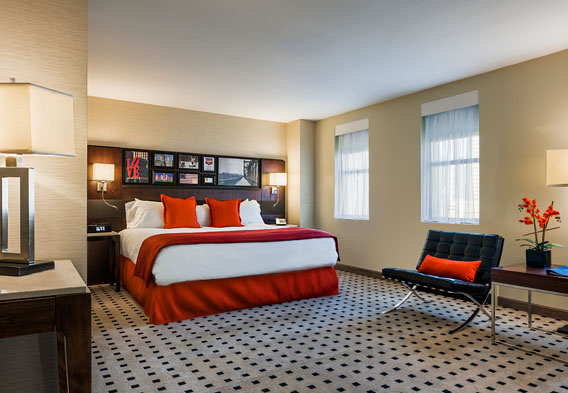 Radisson Blu Philadelphia Rooms