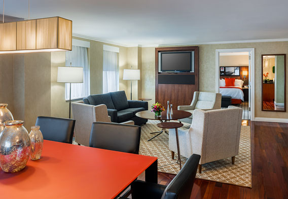 Radisson Blu Philadelphia Suites