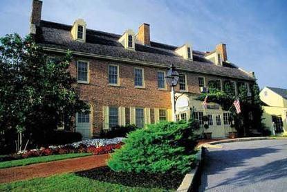 Historic Strasburg Inn