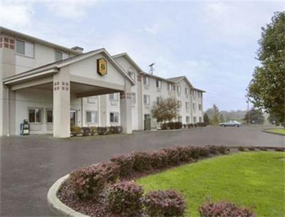 Super 8 Motel   West Middlesex/Sharon Area