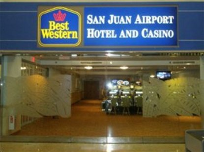 Best Western San Juan Airport Hotel And Casino