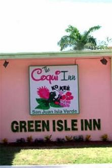 Coqui Inn Formerly Green Isle Inn & Casa Mathieson