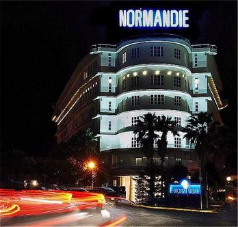 Normandie hotel san juan deals see hotel photos for Boutique hotel normandie