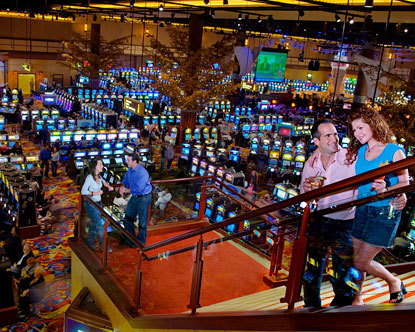 north star mohican casino wisconsin management