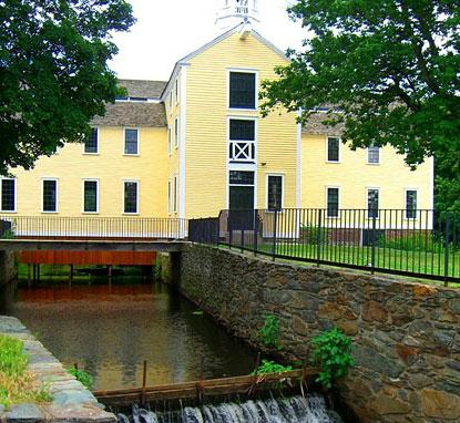 Slater Mill Slater Mill Pawtucket