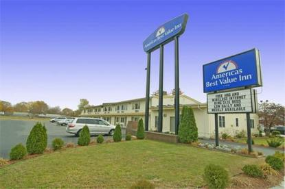 Americas Best Value Inn Providence/Rumford