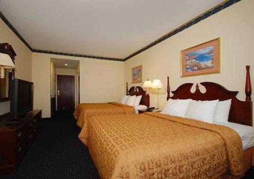 Comfort Inn And Suites Ft.Jackson Maingate
