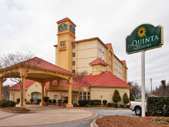 La Quinta Greenville Inn Suites