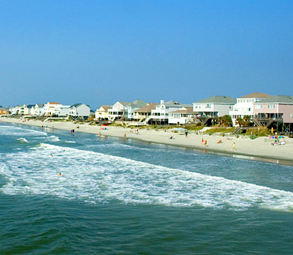 South Carolina Beaches. Surfside Beach | Litchfield Beach | Folly Beach