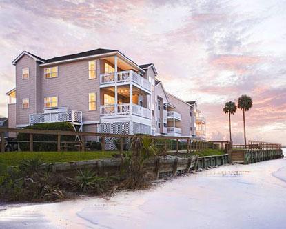 Pawleys Island Wyndham Resorts
