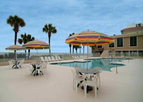 Comfort Inn And Suites Beach Front Central