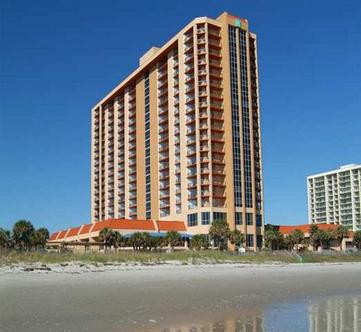 Embassy Suites Myrtle Beach Oceanfront Resort At Kingston Plantation
