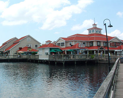Barefoot Landing Restaurants North Myrtle Beach