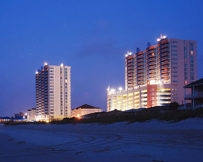 Marriott Hotels South Myrtle Beach