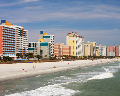 Oceanfront Hotels Myrtle Beach Beachfront Hotels in Myrtle Beach