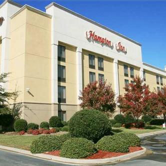 Hampton Inn Spartanburg North I 85, Sc