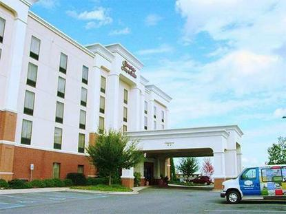 Hampton Inn & Suites Spartanburg I 26 Westgate Mall, Sc