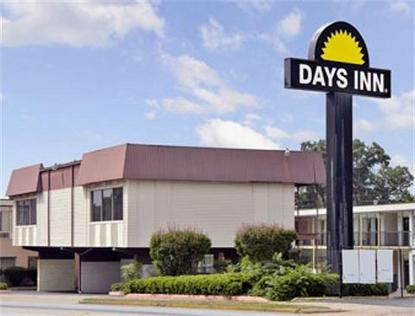 Spartanburg Days Inn Downtown