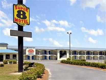 Super 8 Motel   Walterboro