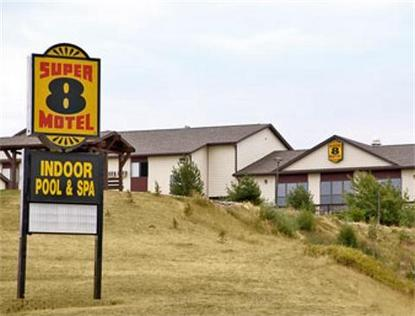 Super 8 Motel   Chamberlain
