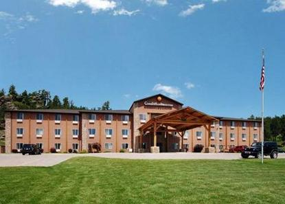 Comfort Inn And Suites   Custer