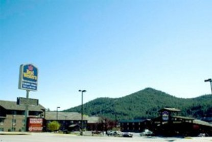Best Western Golden Spike Inn And Suites
