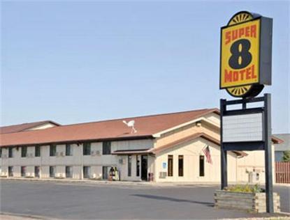 Super 8 Motel   Huron