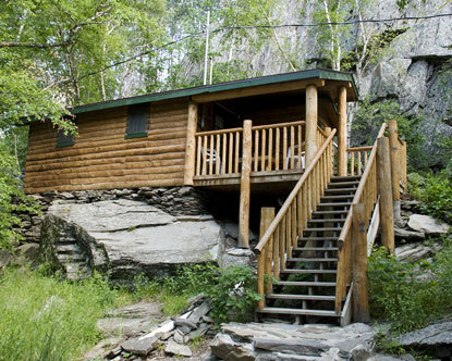 Ordinaire South Dakota Cabins