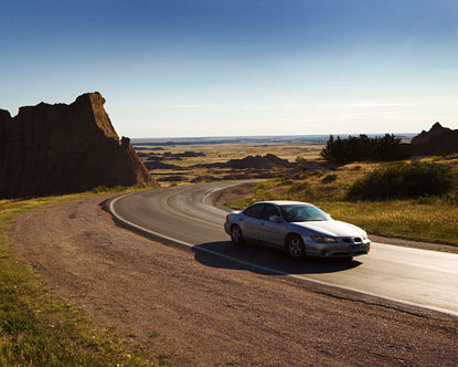 South Dakota Car Rentals