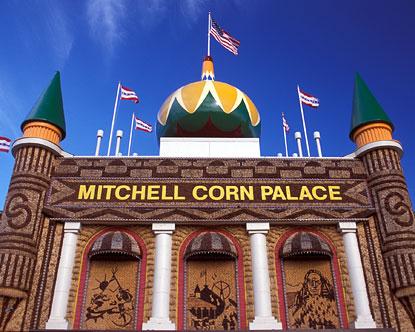 Corn Palace Mitchell Corn Palace