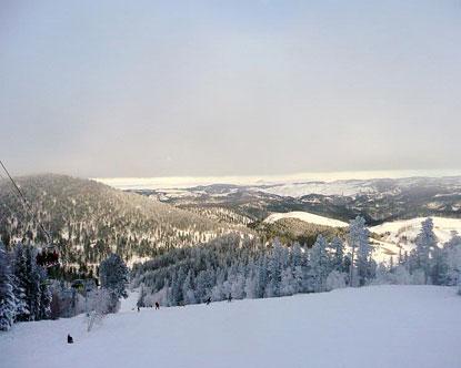Terry Peak Terry Peak Ski Area Cabins
