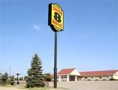 Super 8 Motel   Kimball