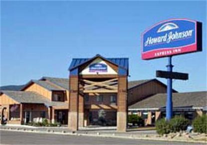 Howard Johnson Express Inn Spearfish