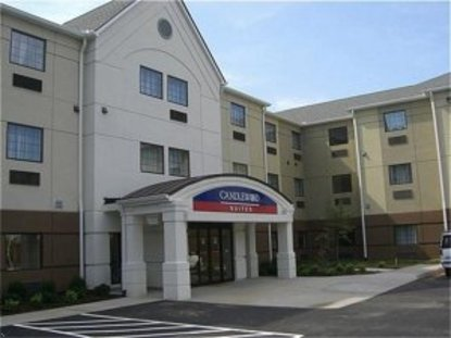 Candlewood Suites Knoxville Airport Alcoa
