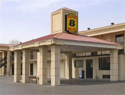 Super 8 Motel   Athens