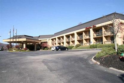 Hampton Inn Caryville I 75/Cove Lake State Park
