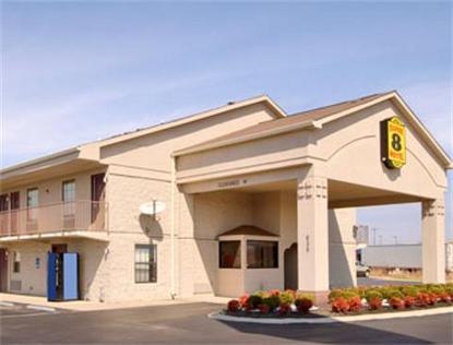 Super 8 Motel   Clarksville/Hwy 76