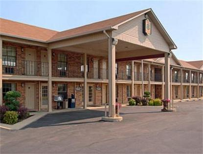 Super 8 Motel  Cookeville