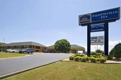 Best Western Fayetteville Inn