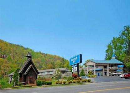 Rodeway Inn - The 2-star Rodeway Inn is situated a mere 16 km away from Gatlinburg. Great Smoky Mountains National Park is about 3.